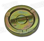 1970 - 1974 Corvette Fuel Cap Non Vented - Reproduction