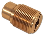 1962 - 1974 Corvette Brass Tach Gear Coupler