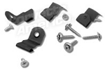 1968-1977 Corvette Door Panel Hardware Kit