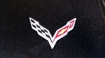 C7 Corvette Lloyd Ultimat Floor Mats with Logo