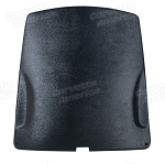 1970 - 1978 Corvette Seat Back. (Black) Dye-To-Match