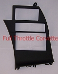 1992-1993 Corvette Radio Trim Bezel Plate. Reproduction