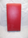 1986 - 1989 Console Door Lid, Red, (Not for 1984 - 1985)