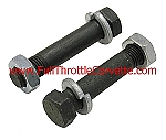 1963 - 1982 Corvette Rear Shock Upper Bolt Set