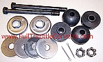 1963 - 1982 Corvette Rear Leaf Spring Mounting Kit
