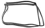 1970 - 1977 Early Corvette T-Top Weatherstrip,Pair,US Made