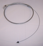 1964 - 1966 Corvette Front Emergency Brake Cable