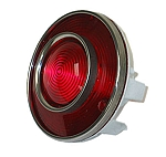 1975 - 1979 Corvette Tail Light Assembly - Reproduction