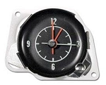 1968-1971 Corvette Clock - Quartz Movement