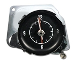 1972-1974 Corvette Clock - Quartz Movement