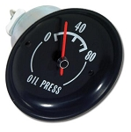 1974 Corvette Oil Pressure Gauge