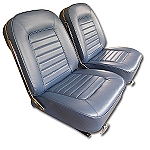 1966 Corvette Leather seat covers