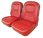 1967 Corvette Leather seat covers