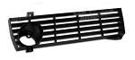 1968 - 1969 Corvette Front Left Hand Grill, Reproduction