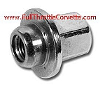 1976 - 1982 Corvette Lug Nut for Aluminum Wheels