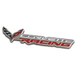 C7 Corvette Racing Lapel Pin