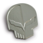 C7 Jake Racing Lapel Pin