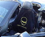 1984 - 2016 Corvette Seat Armour Racing Jake Towel - Each