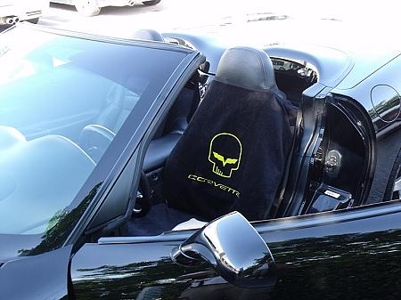 1984 2016 Corvette Seat Armour Racing Jake Towel Each
