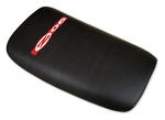 2001-2004 Corvette Z06 Console Door in Black with Z06 Embroidered Logo