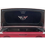1998-2004 Corvette Trunk Liner for Convertible and Fixed Roof