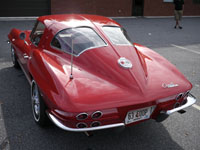 Sting Ray Corvette