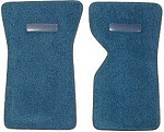 1968-1982 Corvette Carpeted Floor Mats