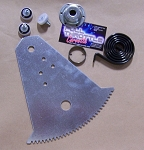 1968 - 1979 Corvette Manual Window Regulator Rebuild Kit