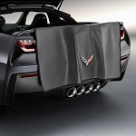 2014 - 2017 Corvette Rear Bumper Apron