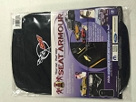 1997 - 2004 Corvette Console Door Armour Towel. Embroidered C5 Logo