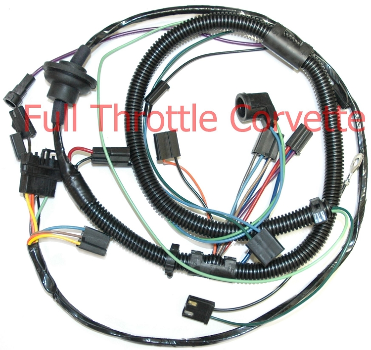 1979 corvette dash wiring harness pictures | wiring harness | wiring