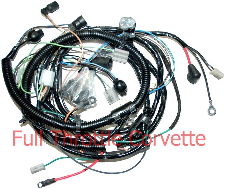 1973 corvette wiring harness 1973 chevrolet corvette stingray 1973 corvette  wiring schematic 1973 corvette fuse box