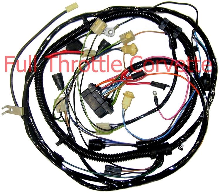 1975 corvette wiring harness 1996 corvette wiring harness