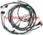 1964 - 1965 Corvette Engine Harness With Fuel Injection