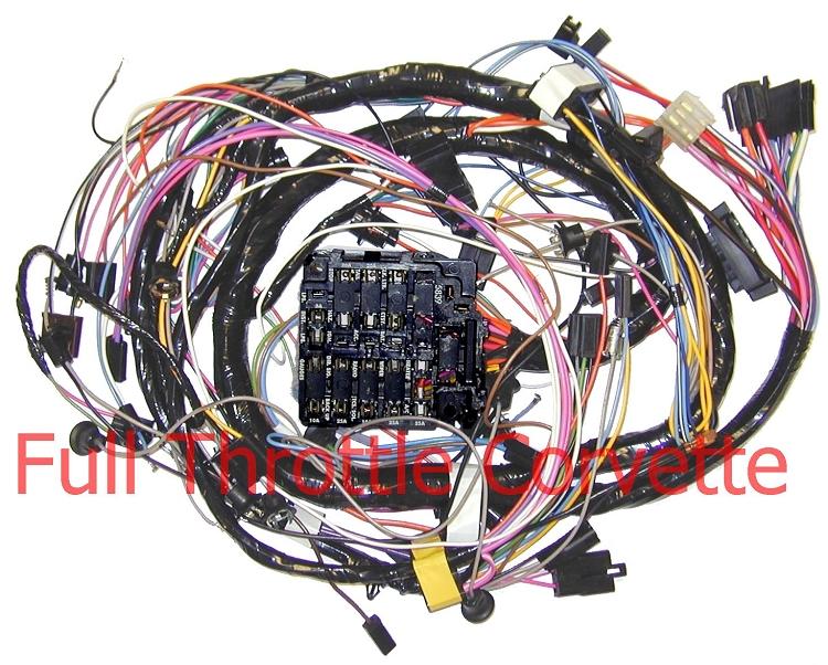 ac wiring harness  | 500 x 500