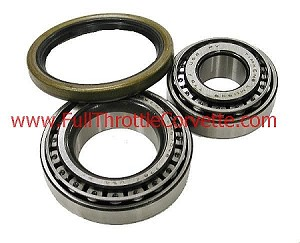 1963 - 1968 Corvette Front Wheel Bearing Kit