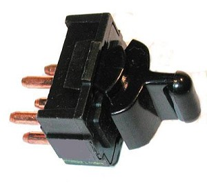 1986 - 1989 Corvette Power Door Lock Switch - GM