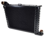 1968-1972 Corvette Brass/Copper Radiator for Small Block Manual