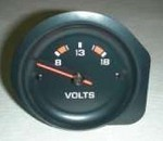 1977 Corvette Volt Gauge