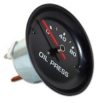 1977 Corvette Oil Pressure Gauge