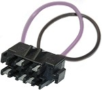 1980 - 1982 Corvette Wiper Intermittent Override Harness
