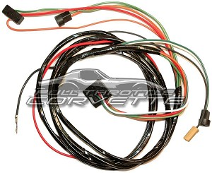 1959 - 1962 Corvette Power Window Harness