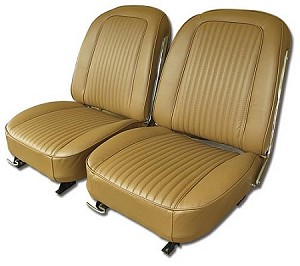 1963 Corvette Leather seat covers