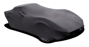 1968 - 1982 Corvette Black Onyx, Indoor Car Cover, Bag Included