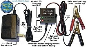 Battery Storage Charger
