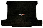 Lloyd Mats Rear Cargo Mat for C6 Corvette Coupe in Black