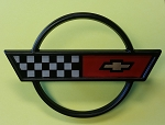 1984 - 1989 Corvette Horn Button Emblem