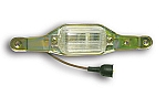 1968-1971 Corvette License Light Assembly