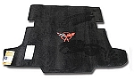 Lloyd Mats Rear Cargo Mat for C5 Corvette Coupe in Black