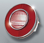 1974 Corvette Back Up Light Assembly - Reproduction